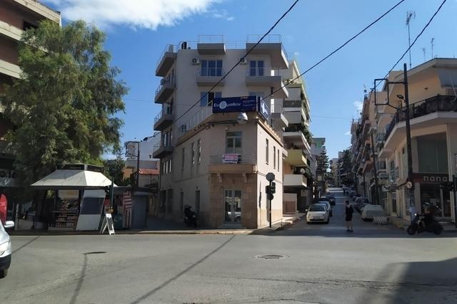 Ενοικίαση επαγγελματικού χώρου Χαλκίδα Κτίριο 330 τ.μ.