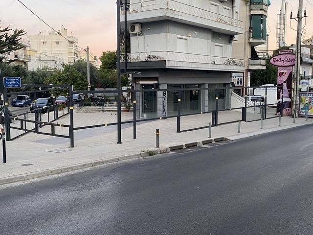 Ενοικίαση επαγγελματικού χώρου Παλαιό Φάληρο (Πλατεία Ντάβαρη) Κατάστημα 56 τ.μ.