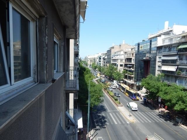 Ενοικίαση επαγγελματικού χώρου Αθήνα (Κυψέλη) Γραφείο 79 τ.μ.