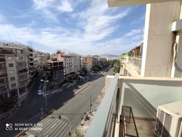 Ενοικίαση επαγγελματικού χώρου Αθήνα (Γκύζη) Γραφείο 100 τ.μ. ανακαινισμένο