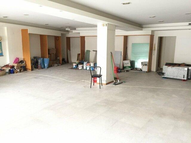 Ενοικίαση επαγγελματικού χώρου Καλαμαριά Κατάστημα 280 τ.μ. ανακαινισμένο