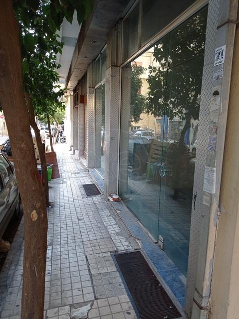 Ενοικίαση επαγγελματικού χώρου Αθήνα (Κυψέλη) Κατάστημα 226 τ.μ.