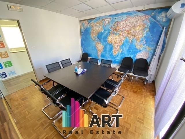 Ενοικίαση επαγγελματικού χώρου Άγιος Δημήτριος Αττικής (Κέντρο) Γραφείο 135 τ.μ. ανακαινισμένο