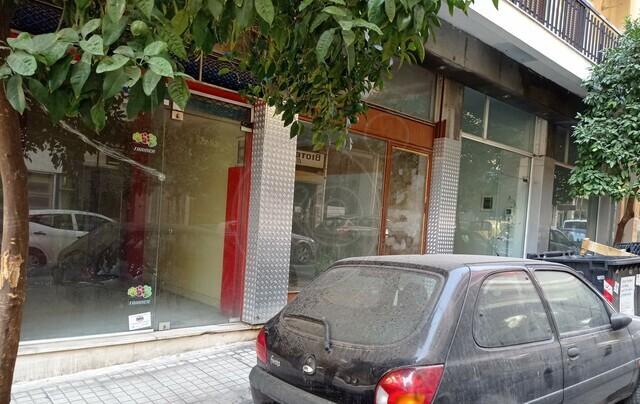 Ενοικίαση επαγγελματικού χώρου Αθήνα (Κυψέλη) Κατάστημα 35 τ.μ.