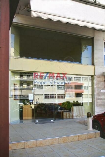 Ενοικίαση επαγγελματικού χώρου Αθήνα (Νέα Κυψέλη) Κατάστημα 180 τ.μ.