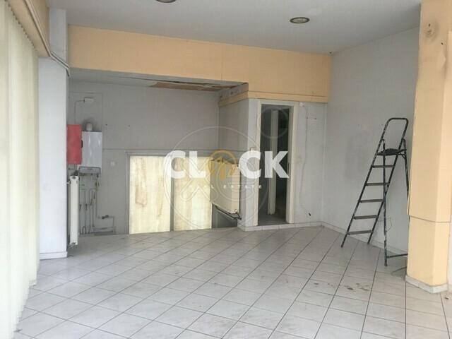 Ενοικίαση επαγγελματικού χώρου Θεσσαλονίκη (Κάτω Τούμπα) Κατάστημα 92 τ.μ.