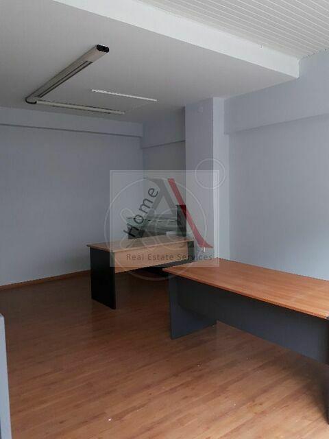 Ενοικίαση επαγγελματικού χώρου Γαλάτσι (Άλσος Βεΐκου) Γραφείο 30 τ.μ.