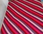 Καινούργια χειροποίητη κουβέρτα - Υπόλοιπο Αττικής