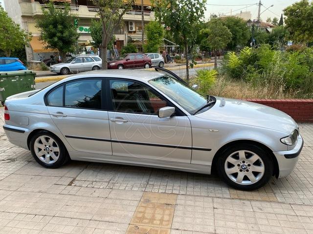 Φωτογραφία για μεταχειρισμένο BMW 318i του 2002 στα 3.500 €