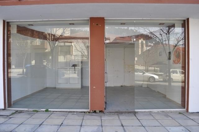 Ενοικίαση επαγγελματικού χώρου Σέρρες Κατάστημα 41 τ.μ. ανακαινισμένο