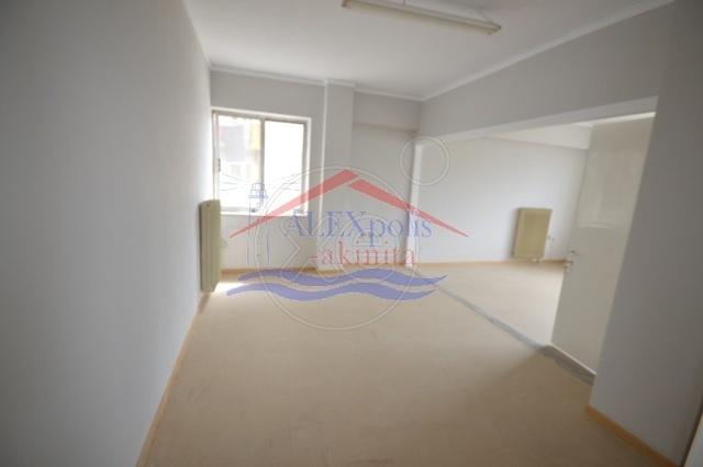 Ενοικίαση επαγγελματικού χώρου Αλεξανδρούπολη Γραφείο 55 τ.μ.