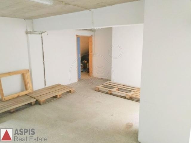 Ενοικίαση επαγγελματικού χώρου Ηράκλειο (Κέντρο) Αποθήκη 45 τ.μ.