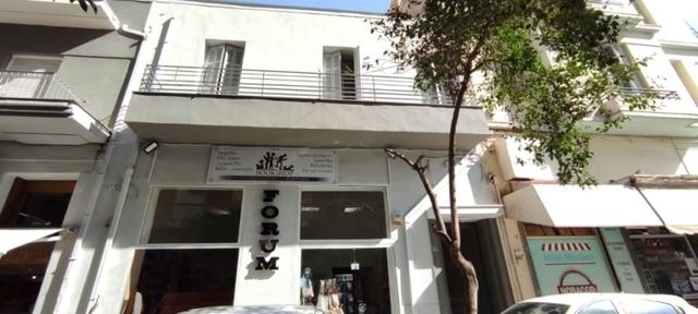 Ενοικίαση επαγγελματικού χώρου Αθήνα (Άνω Κυψέλη) Γραφείο 120 τ.μ.