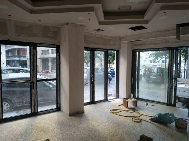 Ενοικίαση επαγγελματικού χώρου Αθήνα (Παγκράτι) Κατάστημα 46 τ.μ. ανακαινισμένο